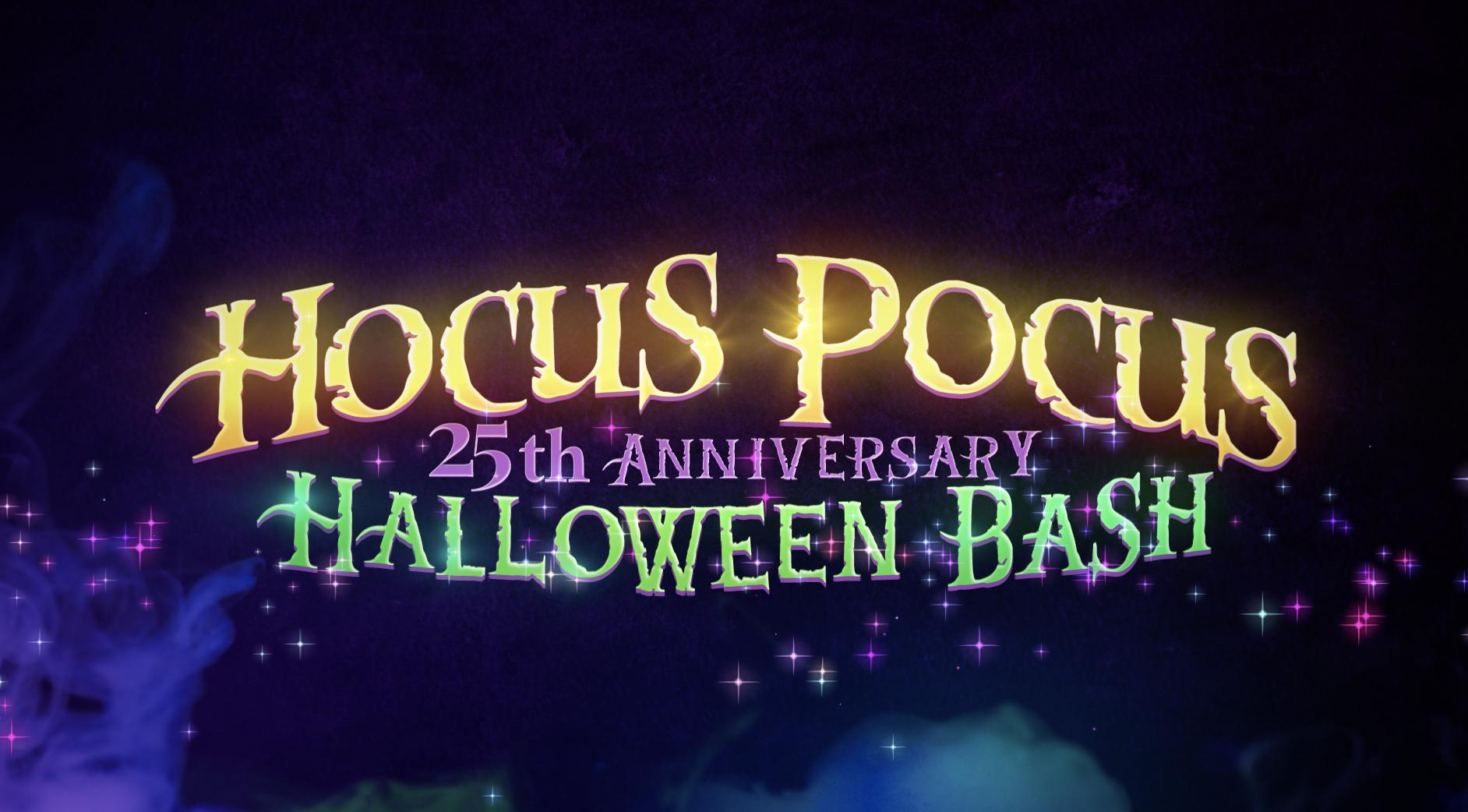 Freeform Halloween 2020 25th Anniversary Hocus pocus 25th anniversary bash freeform disney | Pirates