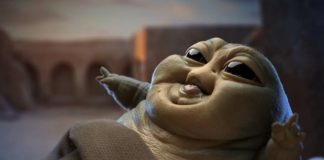 Baby Yoda might get a run for his credits in the form of Baby Jabba!